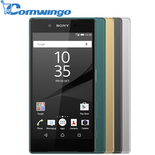 Original Sony Xperia Z5 E6683 Dual SIM 3G RAM 32G ROM Android Phone 23.0MP Camera 4G TD-LTE/FDD LTE 5.2 inches Cell Phone