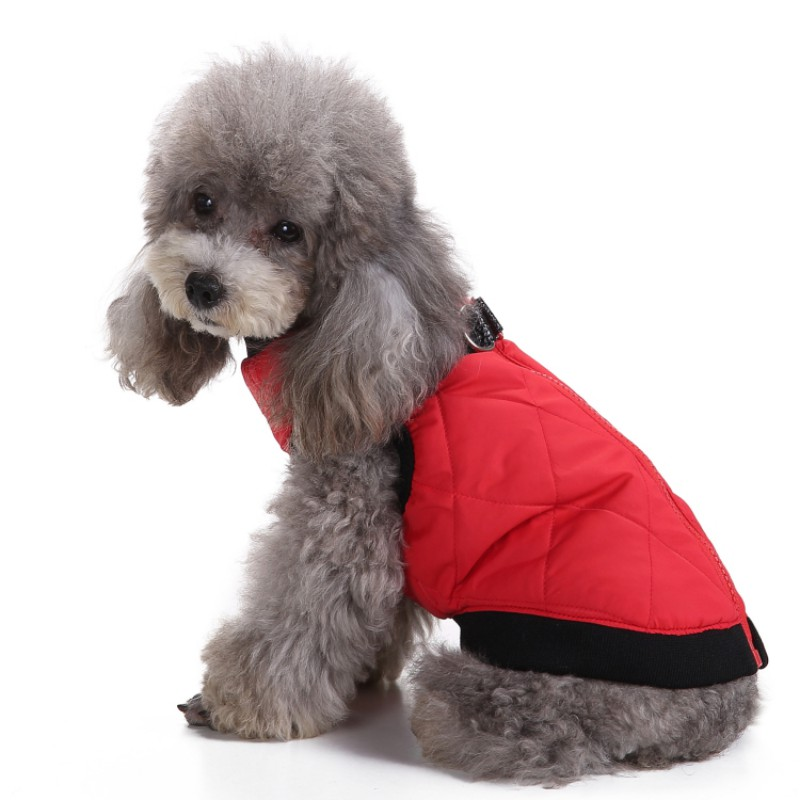 Waterproof Pet Dog Coat Winter Warm Small Dog Clothes For Chihuahua Soft Fur Hood Puppy Jacket Clothing