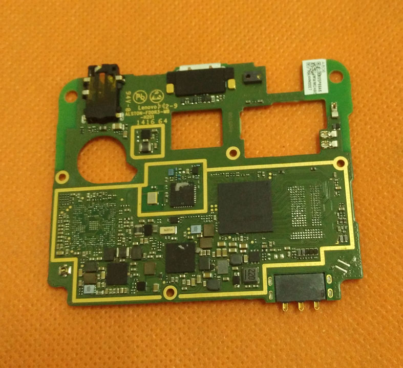 mainboard 2G +16G Motherboard for Lenovo A806 A8 4G MTK6592 2G RAM 16G ROM 5.0 HD FDD LTE Free shiping