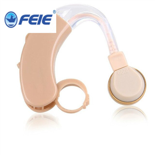 Новые Регулируемые слуховые аппараты усилитель звука Ухо Уход Инструменты аналоговый мини слуховой аппарат для пожилых людей/потери слуха...