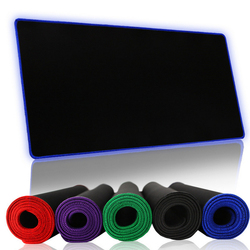 Zimoon store large gaming mouse pad red blue black locking edge mousepad mouse mat keyboard mat.jpg 250x250