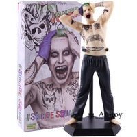 Crazy Toys Suicide Squad The Joker 1/6th Scale PVC Collectible Action Figure Joker Model Toy 12 30cm KT3861