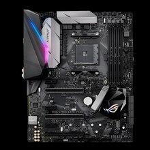 Рог strix X370-F игровой материнской платы AM4 ryzen серии X370 материнская плата
