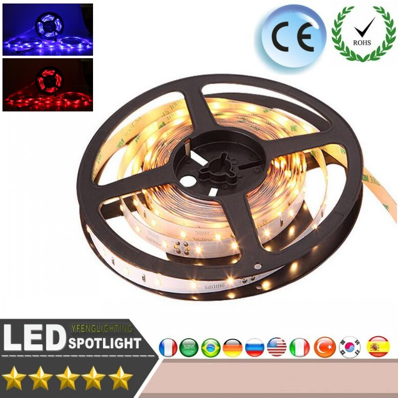 LED Strip Light 10M 20M RGB Strip Light SMD 3528 DC 12V TV Background Fiexble Light Ribbon Tape Home Decoration Strip Lighting