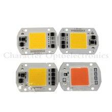Светодиодный прожектор полного спектра 20/30/50 Вт 110 220 нм