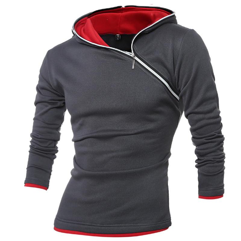2018 Heiße Neue Mode Für Männer Dünne Beiläufige Männer Pullover Pullover Jacke Wintermantel Pullover 5 Farben Männer Pullover Xxxl