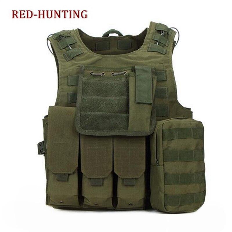 Tactical molle assault ciras vest opteka slr vest