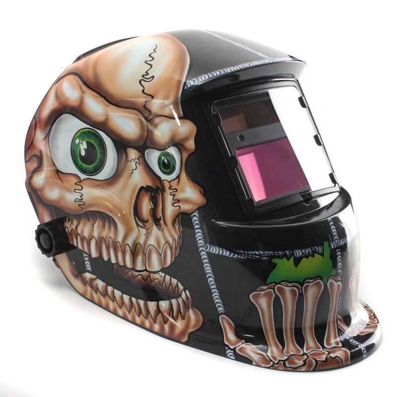 Mask Helmet Cap Welding Welding Mounted Helmet Solar Welding Light Filter Head Protective Goggles Cap Flat Flip Automatic