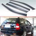 Для Buick Excelle Wagon hatchback 2004 2005 2006 2007 + пластиковый внешний козырек Vent Shades Window Sun Rain Guard Deflector 4 шт