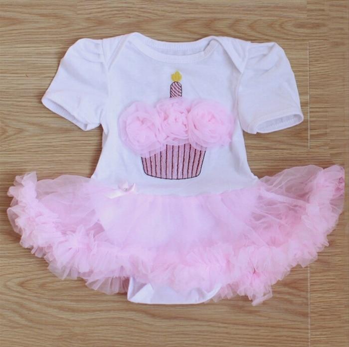Lujo 1er Cumpleaños Vestidos Del Partido Del Bebé Composición ...