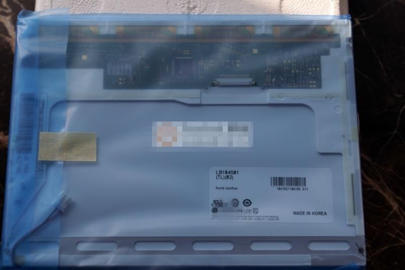 LB104S01 LB104S01(TL)(02) LP104S5(C1) LB104S01-TL02 LB104S01(TD)(01) LB104S01-TL01 New Original 10.4 LCD Panel Screen for LG