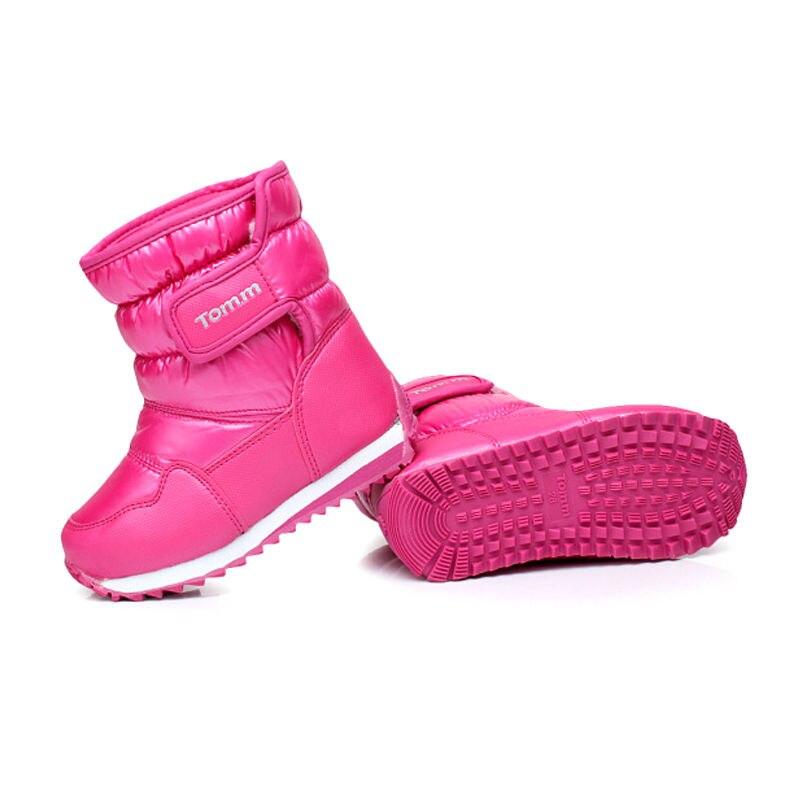 ... Фото 2 Детские резиновые сапоги для девочек и мальчиков до середины  икры банджи шнуровка зимние сапоги ... 47aae0d08a9