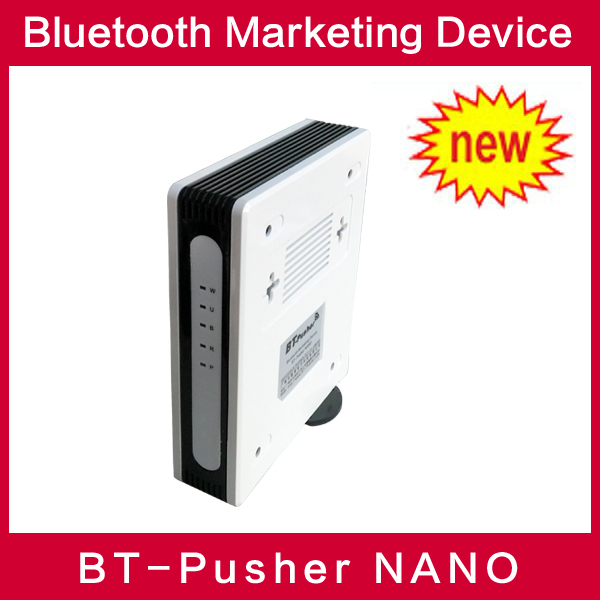 bluetooth mobiles proximity marketing device with car charger,battery(Free advertising your shop,business anytime,anywhere)