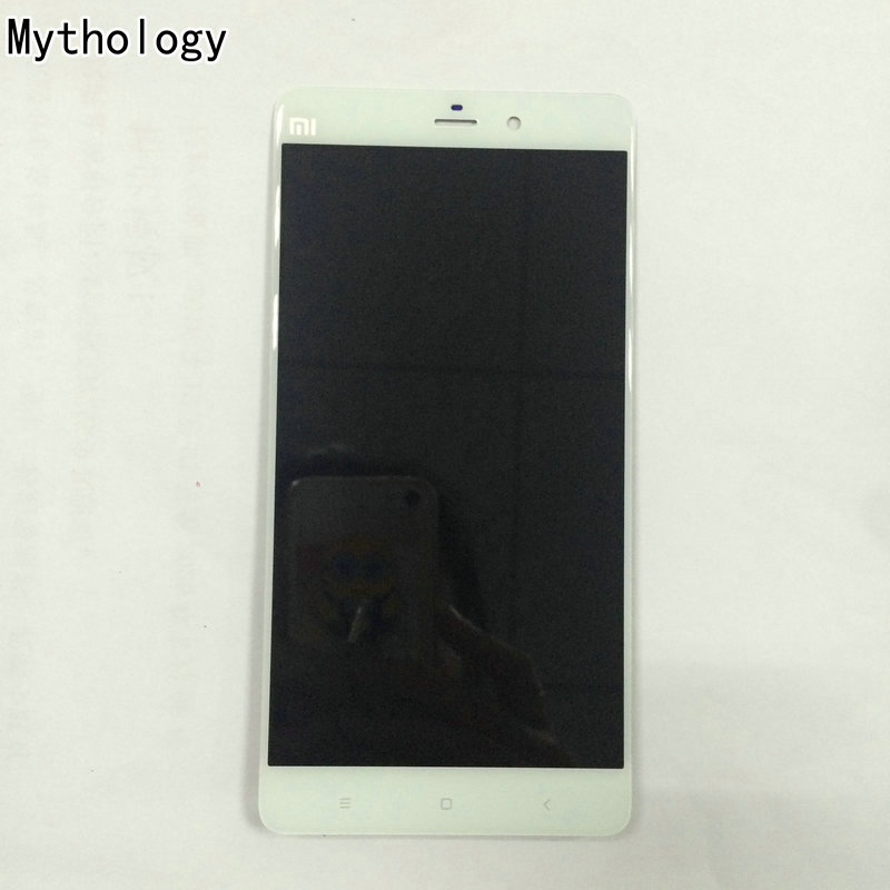Mythology Touch Screen Display For Xiaomi Mi Note Pro & Mi Note 5.7 Inch touch panel LCD mobile phone+Repair Tools