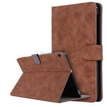 Case for Huawei MediaPad M3 10.0,Premium Leather Business Folio Stand Auto Wake UP Lite 10.0 BAH-W09 BAH-AL00