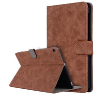 Case For Huawei MediaPad M3 10 0 Premium Leather Business Folio Stand Auto Wake UP Case