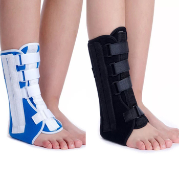 1pc Ankle Brace Support Sports Adjustable Ankle Straps Foot Stabilizer Orthosis Football Compression Ankle Socks Protector цена 2017