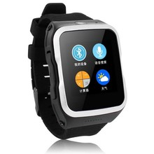 3G Bluetooth Smart Uhr Android SIM Telefon Wifi Quad Core 4 GB Smartwatch ZGPAX S83 3.0MP HD Kamera GPS FM für Android iOS telefon