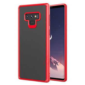 Galaxy Note 9 Case Red Ultra-Thin Anti-Drop Premium Material Slim