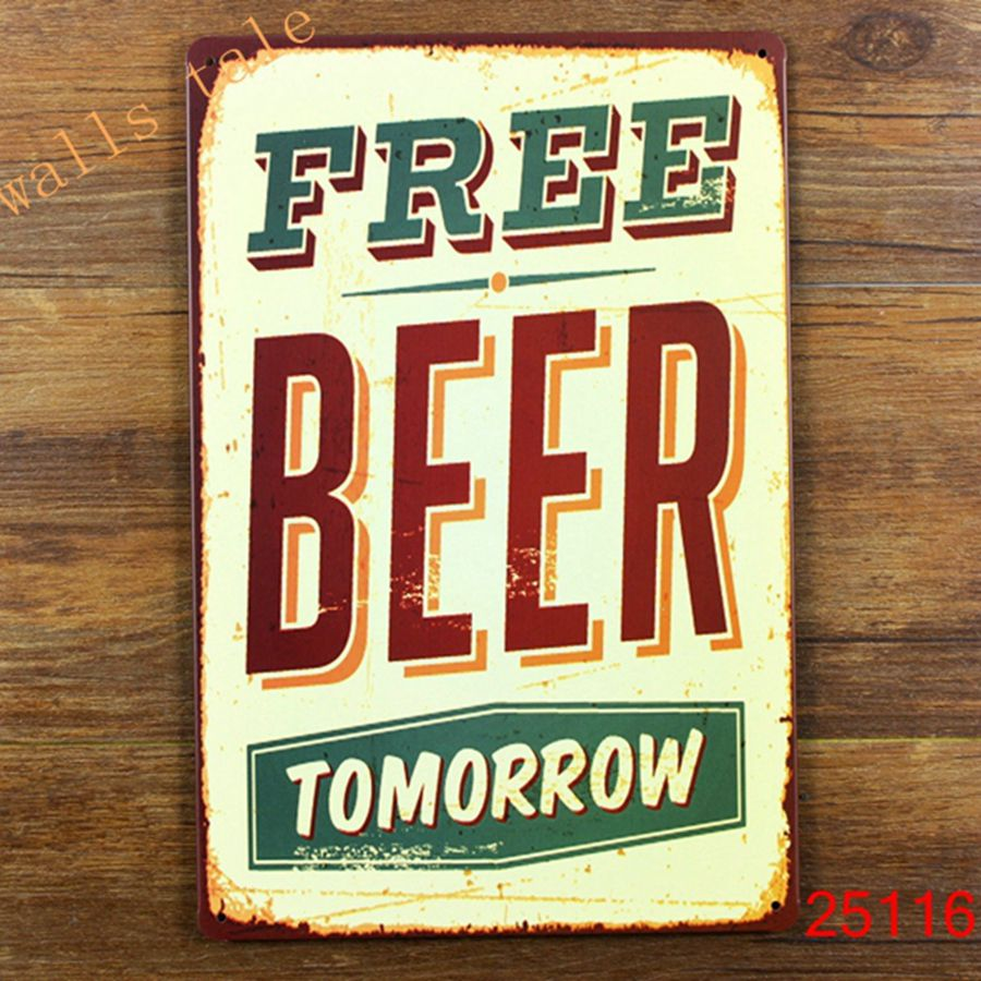 Bar Wall Decor compare prices on metal wall art- online shopping/buy low price