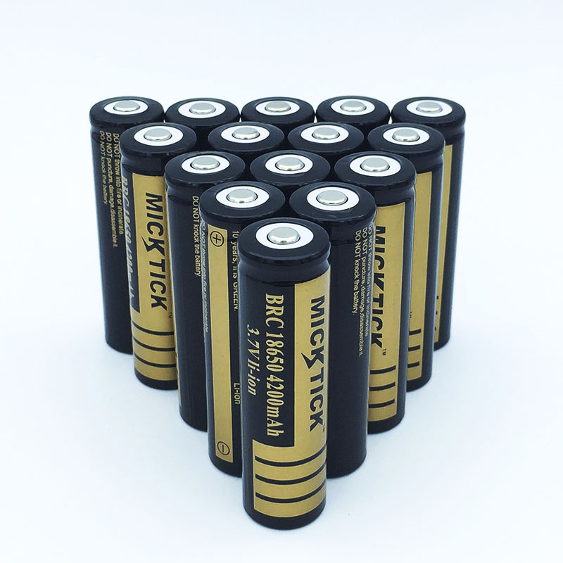 Baterias Recarregáveis lanterna led vermelho livre grátis Marca : Micktick