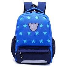 2018 Fashion Kids School Bags Orthopedic Waterproof Backpack Children Primary Escolar Satchel Mochila Bookbags Infantil