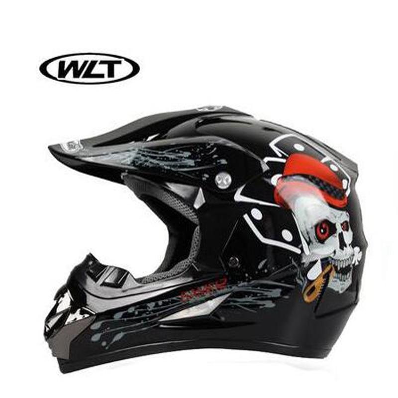 Мотокросс Шлем Capacete Off Road Шлемы - Аксессуары и запчасти для мотоциклов