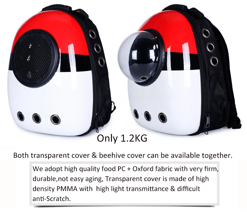 Astronaut Small Dog Backpack Carrier 5