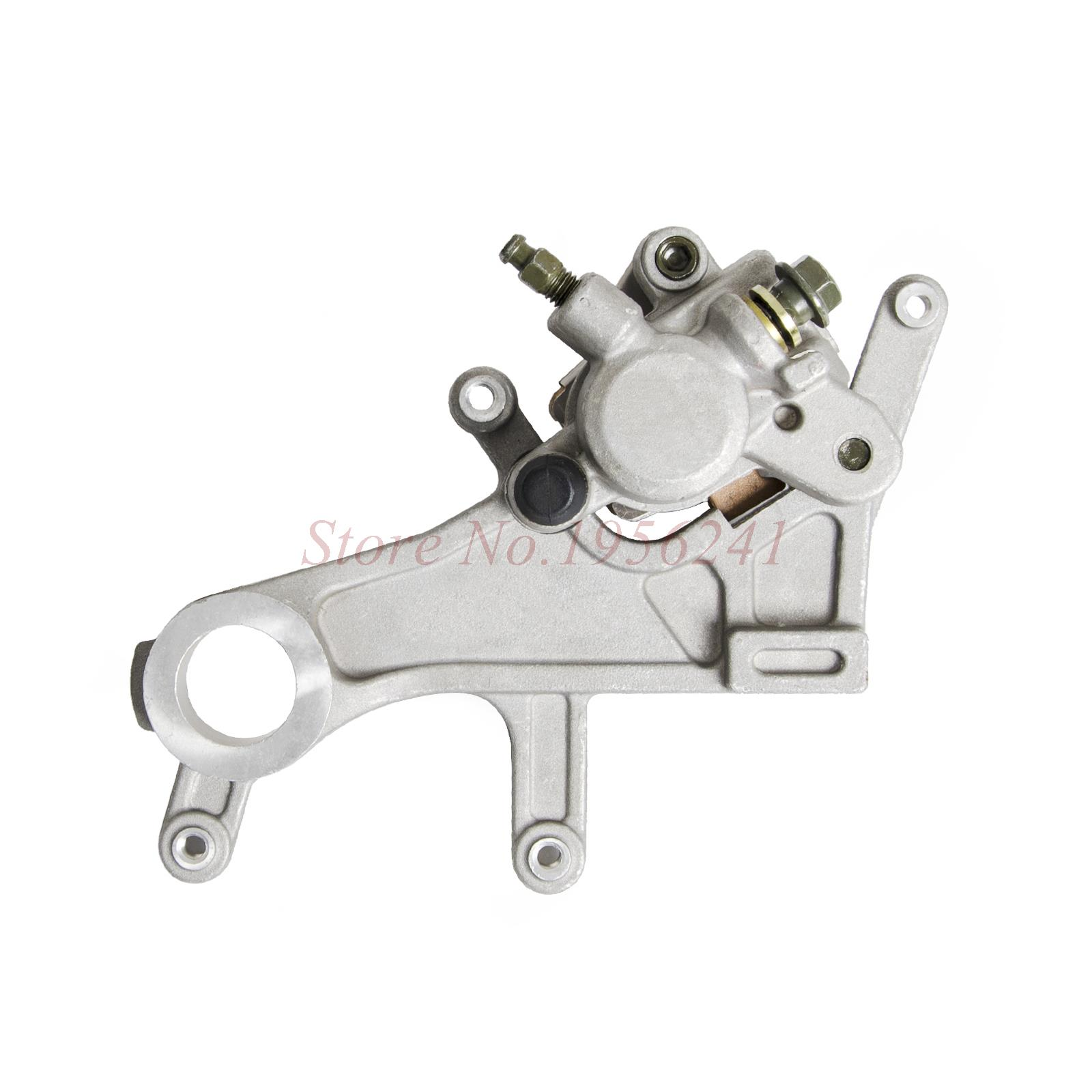 Motorcycle Rear Brake Caliper For Honda Cr125r Cr150r Cr 125r 150r 2002 2007 2003 2004 2005 2006