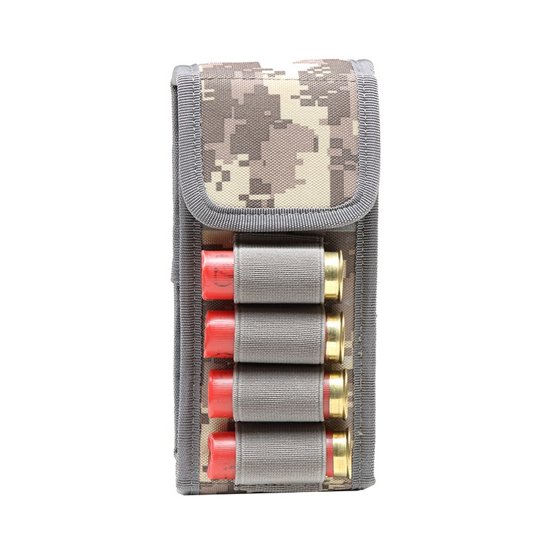 Tactical Anti-corrosion 12G Bullets Package Hunting Shells Package CS Field Portable Outdoor 16-Hole Bullet Bags Newest(China)
