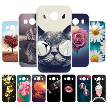 Custom Soft Case For Samsung Galaxy Ace 4 LTE Case Coque Ace Style LTE G313 G357 SM-G357FZ G357FZ Cover Painted Case Bag Fundas