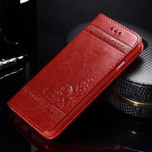 Image 3 - 10 pièces cuir Flip portefeuille coque de téléphone pour i7 i8 résistant à la saleté PU silicone couverture téléphone sac étuis pour iphone