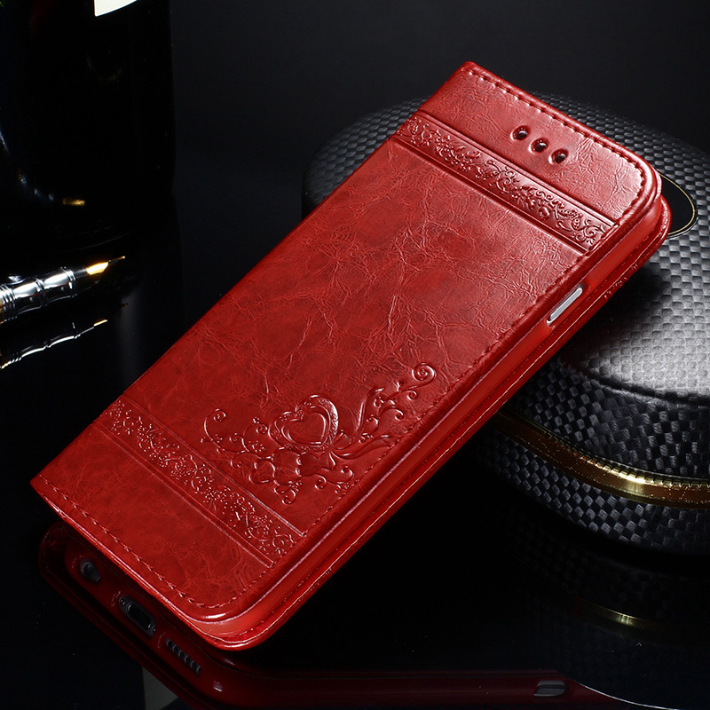 Image 3 - 10PCS  Leather Flip Wallet Phone Case For  i7 i8  Dirt Resistant PU Silicon Cover Phone Bag Cases for iPhoneX-in Flip Cases from Cellphones & Telecommunications