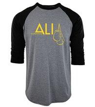 men's raglan sleeves camisetas 2017 Summer Fitness bodybuilding three quarter sleeve t-shirts Casual harajuku tee shirt homme