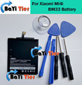For Xiaomi Mi4i Battery BM33 100% New High Quality 3030mAh Back-up Battery for Xiaomi Mi4i Mi 4i Smartphone in stock + Tools