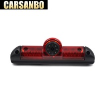 Car Brake Light Rear view camera for Citroen JUMPER III / Fiat DUCATO X250 / Peugeot BOXER III with Built-in 6pcs IR Led light new camera rear view reverse backup ccd camera for fiat ducato x250 citroen jumper iii peugeot boxer iii led ir parking camera page 5 page 10