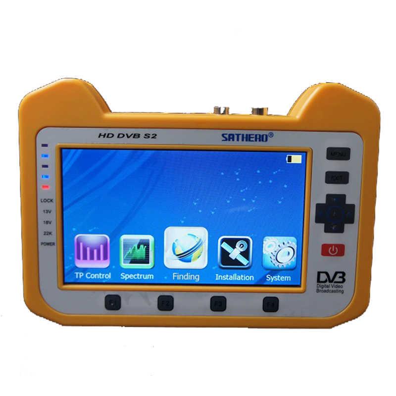 Genuine Sathero SH 910HD DVB S2 Digital Satellite Finder