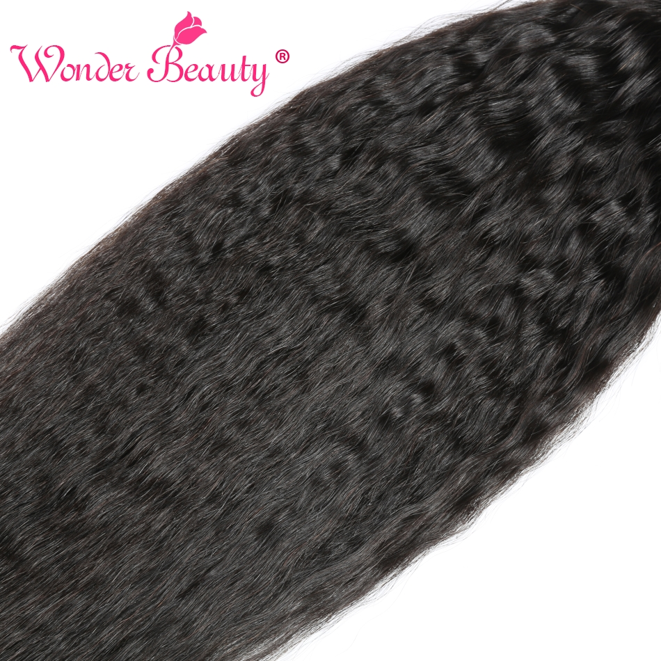 Straight Beauty Remy Hair Extensions 5