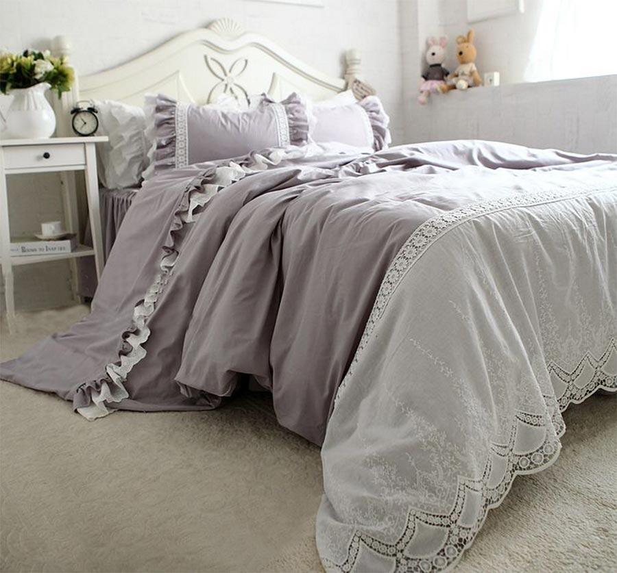 Cotton King Size Bedding Sets
