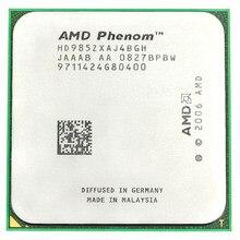 Amd phenom x4 9850 processador central quad-core 2.5 ghz/2 m/125 w/2000 ghz soquete am2 +