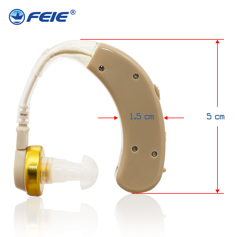 Personal Deafness Ear Sound Amplifiers Daily Hearing Aid Behind Ear S-520 new products 2016 innovative Dropshipping