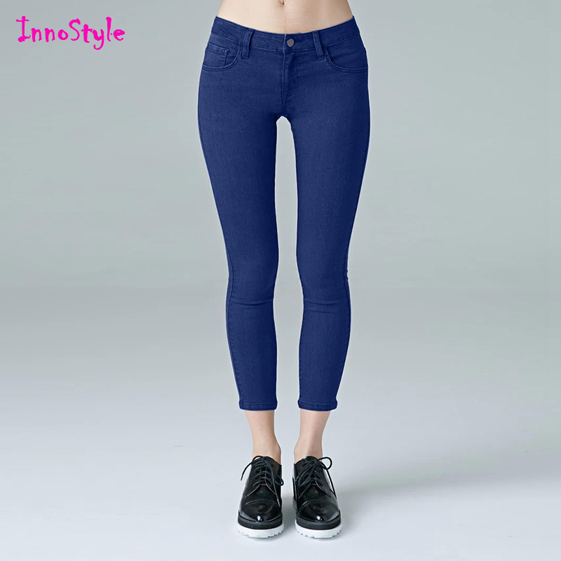 Online Buy Wholesale skinny jeans capris from China skinny jeans ...