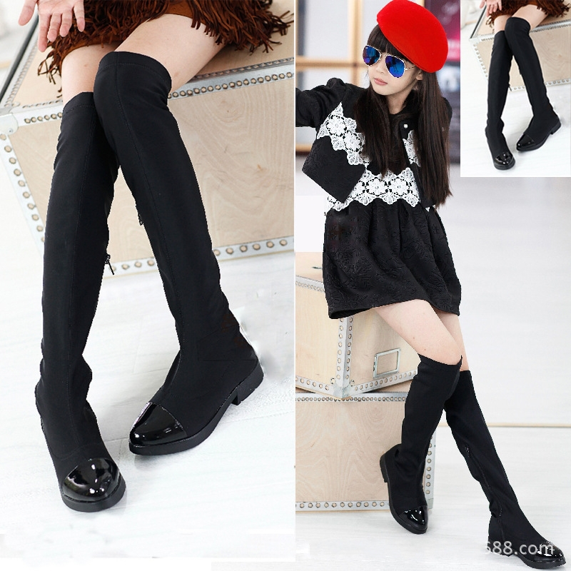 Popular Long Boots Girls-Buy Cheap Long Boots Girls lots from ...