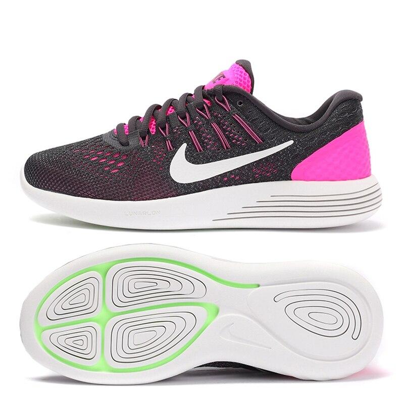 539551daac60 Original New Arrival 2017 NIKE LUNARGLIDE 8 Women s LOW TOP Running Shoes  Sneakers