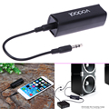Original VODOOL Ground Loop Noise Isolator for Car Audio System Home Stereo with 3.5mm Audio Cable Noise Cancelling