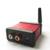 De Clase HIFI Bluetooth 4.2 Receptor de Audio Estéreo Del Coche Amplificador Soporte APTX Modificar Bajo Retardo de Oro/Rojo/Azul ColorFree Envío