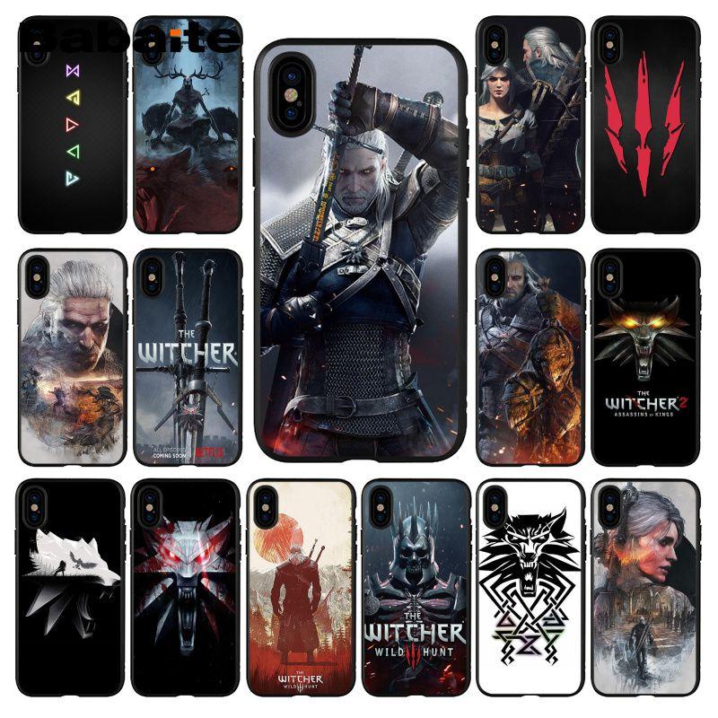 coque iphone 8 witcher