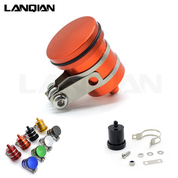 Universal Cnc Motorcycle Brake Fluid Reservoir Clutch Tank Oil Fluid Cup for BMW HP2 SPORT K1200R K1200R SPORT K1200S adventure image