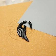 Punk Stud Earrings Acrylic Twist Spiral Ear Taper Earring Tunnel Plugs Piercing Fashion Jewelry Accessories Gift CX17