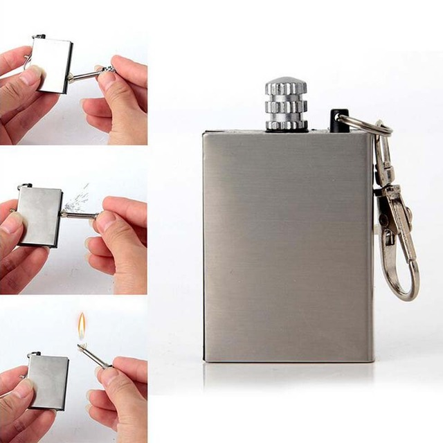 Outdoor Emergency Survival Camping Lighter 4